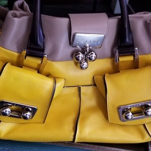 Celine bag with shoulder strap